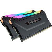 CORSAIR Vengeance Pro RGB DDR4 3600MHz PC RAM - 16 GB x 2