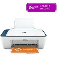 HP DeskJet 2721e All-in-One Wireless Inkjet Printer with HP