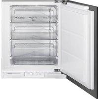 SMEG UKU8F082DF1 Integrated Undercounter Freezer - Fixed Hinge