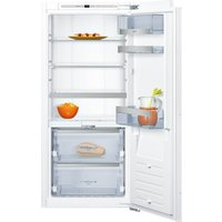NEFF KI8413D30G Integrated Tall Fridge - White, White