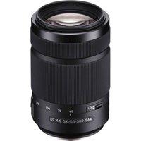 SONY SAL55300 55-300mm f/4.5-5.6 SAM Telephoto Zoom Lens