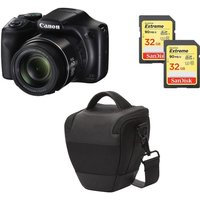 CANON PowerShot SX540 HS Bridge Camera & Accessories Bundle sale image