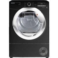 Hoover Tumble Dryer Dynamic Next DX C9DCEB Smart 9 kg Condenser  - Black, Black