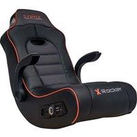 X Rocker G-Force Gaming Chair - Black, Black