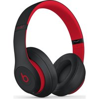 Beats Decade Collection Studio 3 Wireless Bluetooth Noise-cancelling Headphones - Red & Black, Red