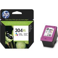 HP 304XL Tri-colour Ink Cartridge