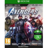 XBOX ONE Marvel's Avengers, Black