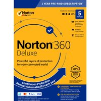 NORTON 360 Deluxe 2019 - 1 year for 3 devices