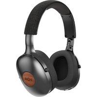 House Of Marley Positive Vibration XL Wireless Bluetooth Headphones - Black, Black