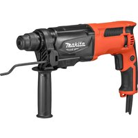 MAKITA M8701 800 W SDS Rotary Hammer - Red, Red.