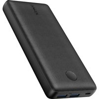 ANKER PowerCore Select 20000 Portable Power Bank - Black, Black