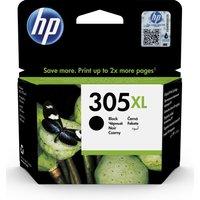 HP 305 XL Black Ink Cartridge, Black