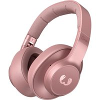 FRESH N REBEL Clam ANC Wireless Bluetooth Noise-Cancelling Headphones - Pink, Pink.