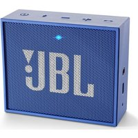 JBL GO Portable Wireless Speaker - Blue, Blue