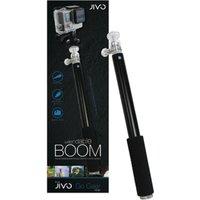 Go Gear Go Pro Boom Pole - Black, Black