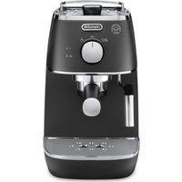 DELONGHI Distinta ECI341.BK Coffee Machine - Elegance Black, Black