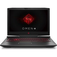 HP OMEN 17-an051na 17.3 Gaming Laptop - Shadow Black, Black