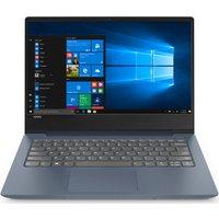 "Lenovo IdeaPad 81F400L7UK 14"" Intel Pentium Gold Laptop - 128 GB SSD, Blue, Gold"