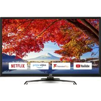 "32""  JVC LT-32C790  Smart LED TV"