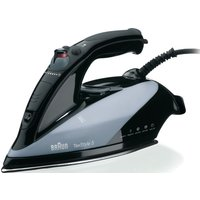 BRAUN TexStyle 5 TS545EA Steam Iron - Black, Braun