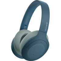 SONY WH-H910 Wireless Bluetooth Noise-Cancelling Headphones - Blue, Blue
