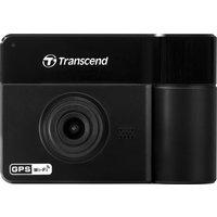 TRANSCEND DrivePro 550 Full HD Dash Cam - Black, Black