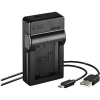 HAMA Travel 00081396 Sony NP-FW50 USB Battery Charger