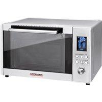 GASTROBACK Design Advanced Pro 42813 Compact Electric Oven - Silver, Silver
