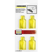 KARCHER Window Cleaning Concentrate - Pack of 4