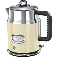 Click to view product details and reviews for Russell Hobbs Retro Vintage N21672 Jug Kettle Cream Cream.