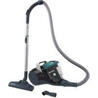 'Hoover Breeze Br71 Br01 Cylinder Bagless Vacuum Cleaner - Black & Green