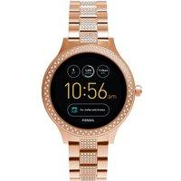 FOSSIL Q Venture Smartwatch - Rose Gold, Gold
