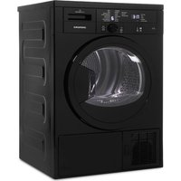Grundig Tumble Dryer GTN28240GB 8 kg Heat Pump  - Black, Black