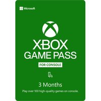 MICROSOFT Xbox One Game Pass - 3 months