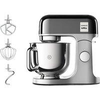 kMix KMX760BC Kitchen Machine - Black & Stainless Steel, Stainless Steel