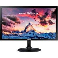 "SAMSUNG LS22F350FHUXEN Full HD 22"" LED Monitor - Black, Black"