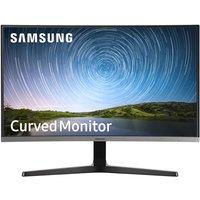 "SAMSUNG LC27R500FHUXEN Full HD 27"" Curved LED Monitor - Blue Grey"