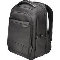 """KENSINGTON Contour 2.0 Business 15.6"""" Laptop Backpack - Black, Black"""