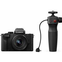 PANASONIC Lumix DC-G100 Mirrorless Camera with G Vario 12-32 mm f/3.5-5.6 Asph. Mega O.I.S. Lens & Tripod Grip