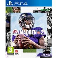 PLAYSTATION Madden NFL 21.