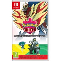 NINTENDO SWITCH Pokemon Shield Expansion Pass