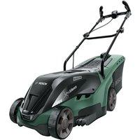 BOSCH UniversalRotak 36-550 Cordless Rotary Lawn Mower - Green and Black, Green