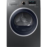 Samsung Tumble Dryer DV80M5010QX/EU 8 kg Heat Pump  - Graphite, Graphite