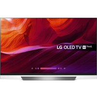 "55""  LG OLED55E8PLA Smart 4K Ultra HD HDR OLED TV, Black sale image"
