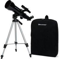 Celestron Travelscope 21035-CGL Refractor Telescope - Black, Black