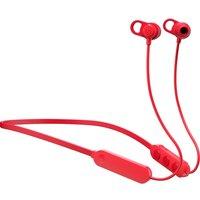 SKULLCANDY Jib Wireless Bluetooth Earphones - Red, Red