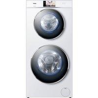 Duo HWD120-B1558U WiFi-enabled 12 kg Washer Dryer - White, White