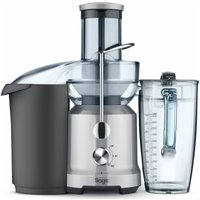 SAGE BJE430SIL the Nutri Juicer Cold - Silver, Silver