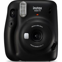 INSTAX mini 11 Instant Camera - Charcoal Gray