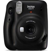 INSTAX mini 11 Instant Camera - Charcoal Gray, Charcoal